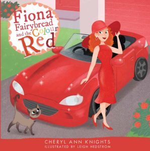 Fiona Fairybread and the Colour Red
