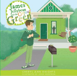 James Jellybean and the Colour Green