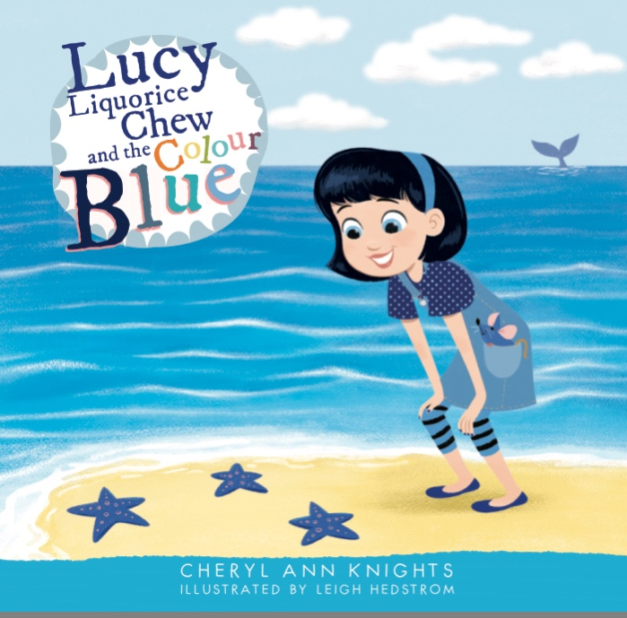 Lucy Liquorice and the Colour Blue